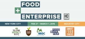 FOOD + ENTERPRISE 2015