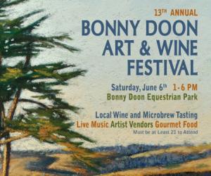 Bonny Doon Art & Wine Festival