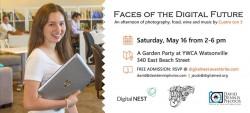 Faces of the Digital Future Fundraiser