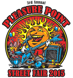 3rd Annual Pleasure Point Street Fair