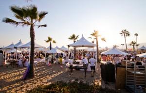 An Evening on the Beach – Jonathan Beach Club