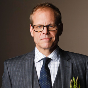 "Cooking for Solutions ""Make It Sustainable Party"" with Alton Brown"