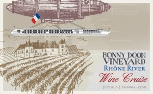 2016 Rhone River Wine Cruise