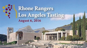Rhone Rangers 2016 Los Angeles with Randall Grahm