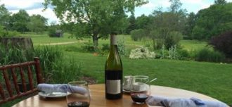 Winemaker Dinner with Randall Grahm at Gedney Farm in New Marlboro, MA