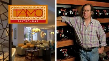 Winemaker Dinner with Randall Grahm at TAMO Bistro & Bar in Boston, MA
