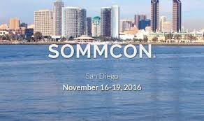 2016 SommCon San Diego with Randall Grahm