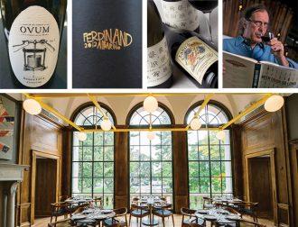 American Terroir Wine Dinner with Randall Grahm and winemakers, John Skupny, Evan Frazier and John House  – Morristown, NJ