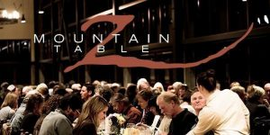 Mountain Table Dinner featuring Bonny Doon Vineyard