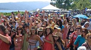 The 31st Annual Ojai Wine Festival
