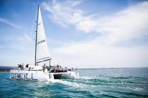 O'Neill Yacht Charters Wine Tasting Sail