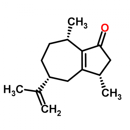 rotundone-molecule