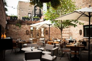 Winemaker Dinner with Randall Grahm at Summer House, Chicago, IL