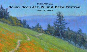 16th Annual Bonny Doon Art, Wine & Brew Festival