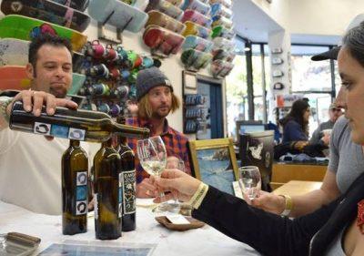 Downtown Santa Cruz Wine Walk: Mother's Day Edition