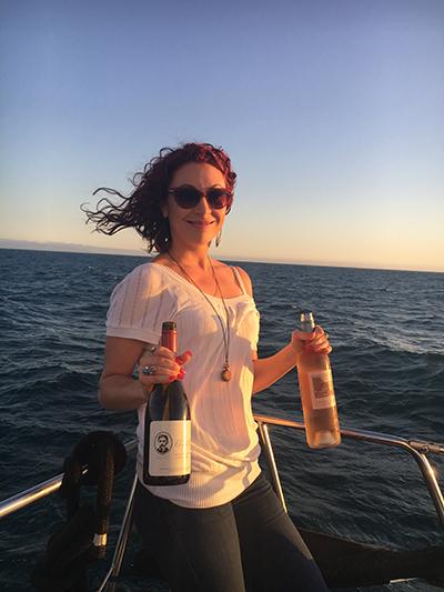 Local Wine Tasting Sail Aboard the O'Neill Yacht Charter's Catamaran