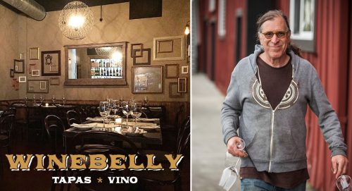 Bonny Doon Vineyard Meet + Greet at Austin's Winebelly, hosted by Randall Grahm