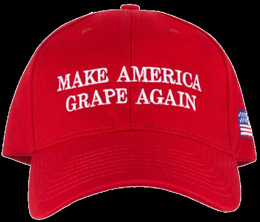 Make America Grape Again baseball cap