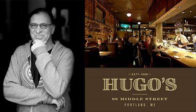 Winemaker Dinner with Randall Grahm at Hugo's, Portland, ME
