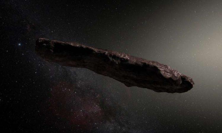 Cigar Meteorite