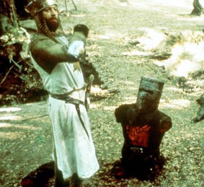 Monty Python Stump