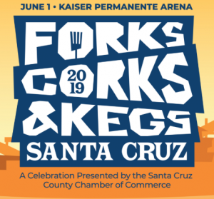 2019 Forks, Corks & Kegs, Santa Cruz