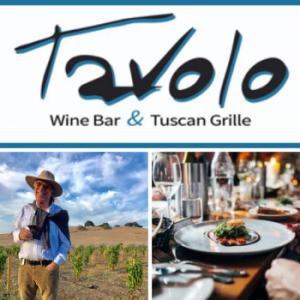 Winemaker Dinner with Randall Grahm at Tavolo, Providence, RI