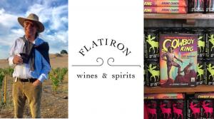 Randall Grahm at Flatiron Wines & Spirits NYC